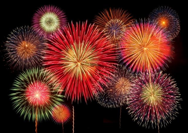 花火大会【2019】関東のおすすめ一覧!東京・神奈川などで6月7月8月に行われるのは?