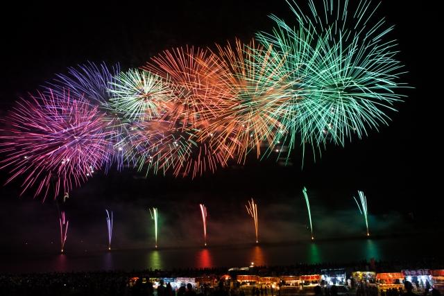 鴻巣花火大会2018の日程と穴場3選!注意する点は?駐車場や屋台の情報をご紹介