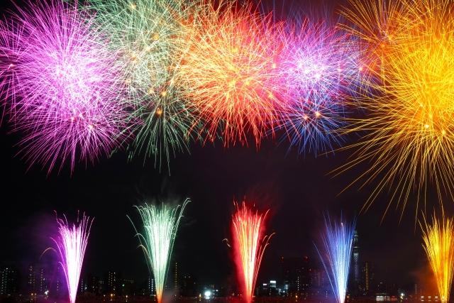 江戸川花火大会2019の穴場と場所取りルール 屋台はどこにあるの?
